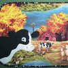 Down on the Farm Mug Rug