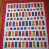 Fat Quarter Rainbow Baby Quilt
