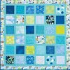 Framed Charm Squares Baby Quilt th Quilting Color Pop: Finding the Perfect Free Quilt Pattern in Any Color