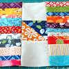 Stacks & Stacks of Scraps Quilt Block