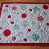 Dotty Christmas Quilt Pattern