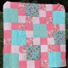 Floating Squares Rag Quilt