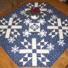 Fluttering Snowflakes Centerpiece