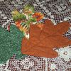 Handy Harvest Quilted Leaves