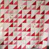 rows of red quilt th Quilting Color Pop: Finding the Perfect Free Quilt Pattern in Any Color