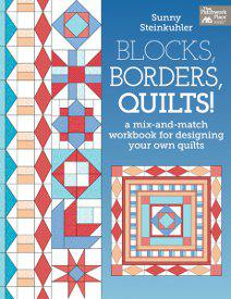 blocks borders quilts 275 Quilt Block Party!: 6 Popular Quilt Block Patterns