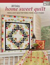 home sweet quilt 275 Pick a Place: Easy Quilted Placemat Patterns, Quilted Mug Rugs, and More