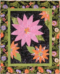 Darling Daisies Applique Quilt