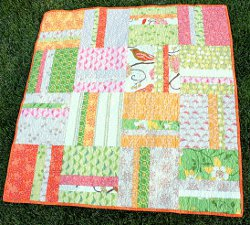 BABY RAG QUILT PATTERNS FOR BEGINNERS Sewing Patterns for Baby