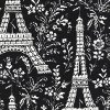 Eiffel Tower Hourglass Quilt