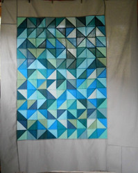 Modern Geometric Quilt Pattern Favequilts Com