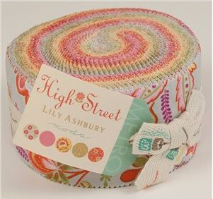Lily Ashbury High Street Jelly Roll